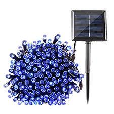 Amazon Com Qedertek Solar String Lights 72ft 200 Led Fairy