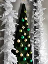 how to make a mobile christmas tree easy crafts and homemade wall