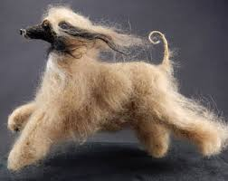 afghan hound poodle cross afghan dog etsy