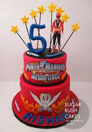 power rangers birthday cake power rangers cake sugar cakes montreal