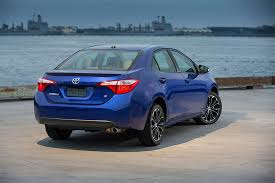 2016 toyota corolla overview cars com