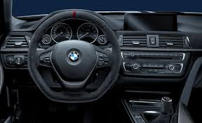 bmw 3 series accesories bmw releases m performance parts for 2012 3 series 5 series