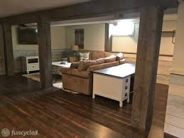 Laminate Flooring In Basement Basement Renovation Project U2013 Funcycled