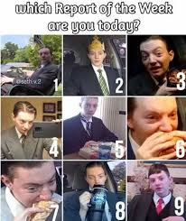 Which Meme Are You - dopl3r com memes which report of the week are you today seth v 2