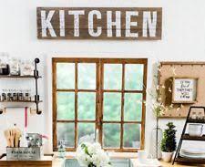 shabby chic farmhouse home décor plaques u0026 signs ebay