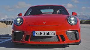 porsche 911 design porsche 911 gt3 2017 features design driving youcar