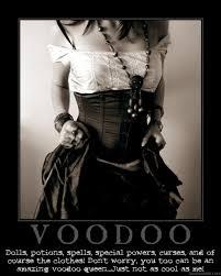 Voodoo Queen Halloween Costume Demotivator Voodoo Queen Yoda Vaderworshipper Deviantart