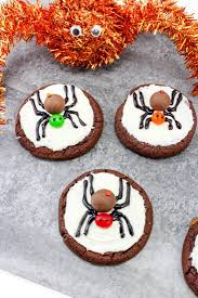 spooky spider cookies beauty through imperfection