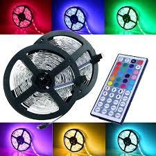 rgb led strip lighting magic beam led strip lighting full kit 10 meter 32 8 ft 5050 rgb