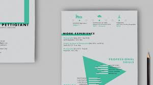 fonts for resume writing how to create the perfect design resume creative bloq