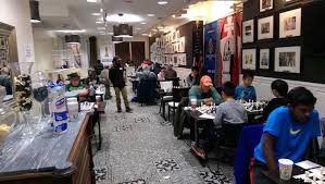 big turnout new faces in 2017 thanksgiving open chess club and