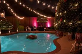 outdoor bulb string lights 5 reasons string lights over your swimming pool are a bad idea