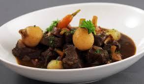 cuisiner le boeuf bourguignon recette de bœuf bourguignon