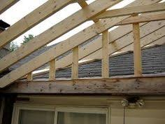 roof framing front porch addition lauras room pinterest