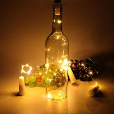 where to buy fairy lights 10 led copper wire string fairy light with bottle stopper for