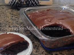 depression era chocolate crazy cake recipe