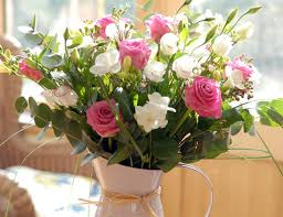 beautiful bouquet of flowers pretty pink bouquet florist on line send pretty pink flowers from
