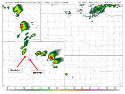 Map Of Denver Metro Area by This Week In Weather June 12 2017 U2013 Bouldercast