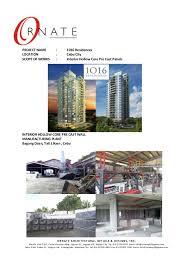 architectural designs inc ornate company profile v 2015 01