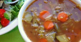 10 best weight watchers vegetable beef soup recipes