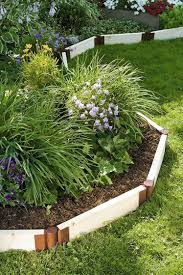 Raised Flower Bed Corners - stackable corner joints for raised beds gardeners com