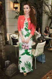 jenna lyons lauren santo domingo and more at johanna ortiz and