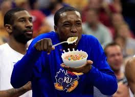 Invisible Cereal Meme - rio adams eating an invisible bowl of cereal photoshopbattles