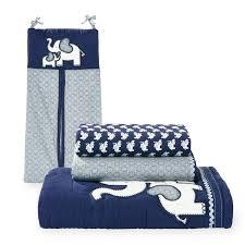 Elephant Crib Bedding For Boys Koala Baby 4 Crib Bedding Set Elephant Navy