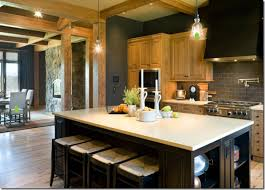 oak cabinets top 5 colors for oak kitchens bungalow home staging redesign
