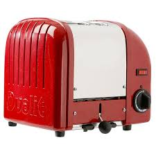 Duralit Toaster Dualit 2 Slice Classic Vario Coloured Toaster Toasters