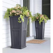best planters tall outdoor planters best 25 tall planters ideas on pinterest
