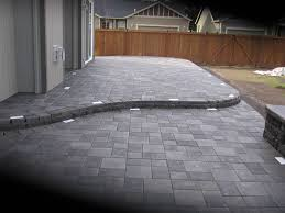 Basket Weave Brick Patio by The Patio Pros Hardscape Specialists Pavers Retaining Walls