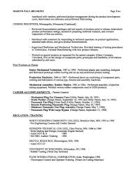 Resume Format Pdf For Electrical Engineer by Emphasis Resume Template Internet Offers Various Bartender Resume
