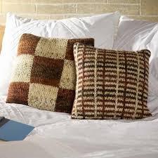 knit home décor pillows u2013 premier yarns