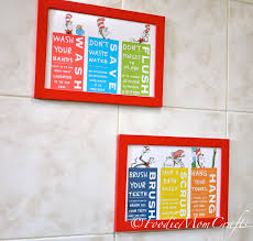 Children S Bathroom Ideas by Dr Seuss Bathroom Blogbyemy Com