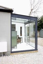 Glass Box House 52 Best Conservatory Images On Pinterest Glass Boxes House