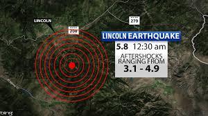 earthquake update update biggest quake in a dozen years rattles montana