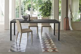 Contemporary Dining Table Contemporary Dining Table Glass Tempered Glass Rectangular