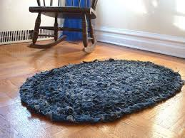 Denim Rag Rug 10 Ideas For Upcycling Denim With Crochet U2013 Crochet Concupiscence