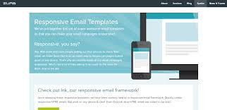 Create Responsive Email Template by 20 Best Free Responsive Html Email Templates For 2017 Wpsnow
