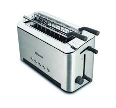 Breville A Bit More 4 Slice Toaster Is It Time To Add A Long Slot Toaster To Your Kitchen Arsenal