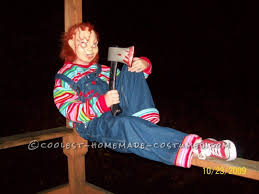 of chucky costume creepy seed of chucky costume