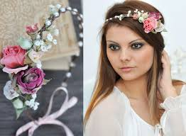 hair flowers flower crown wedding tiara wedding accessories bridal flowers