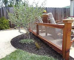 Fence Backyard Ideas by Garden Fence Plans Garden Fencing Images Wire Garden