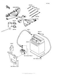 1997 kawasaki bayou 220 wiring diagram on download wirning at