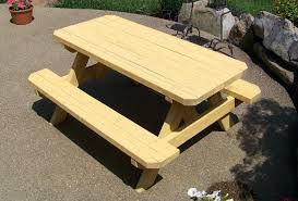 child bench plans childrens wooden picnic bench table design baby preference of