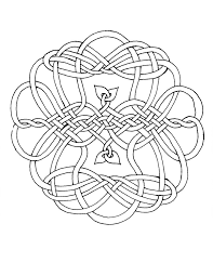this is one of my many celtic knots which i have formatted to be a