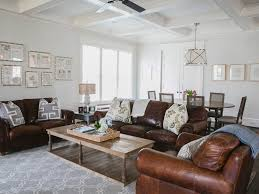 Brown Leather Sofa Sets Sofa Set Cloth Brown And Cream Plain Living Room White Wood Oval