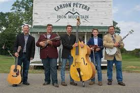 johnson city press carson peters iron mountain to headline