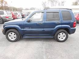 2002 jeep limited 2002 jeep liberty for sale with photos carfax